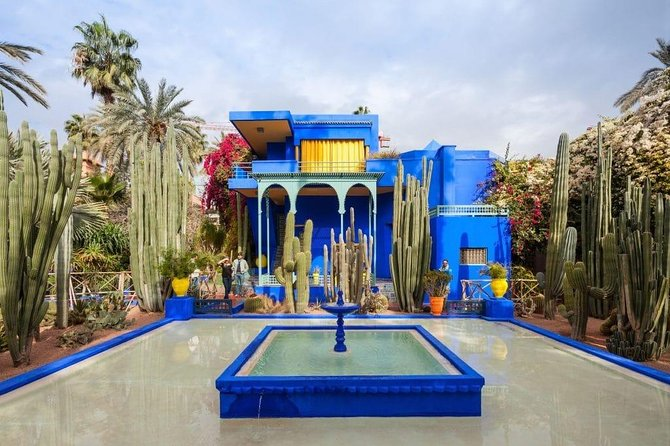 8-Day Morocco Imperial Cities Classic - Private Tour & Riad Accommodation