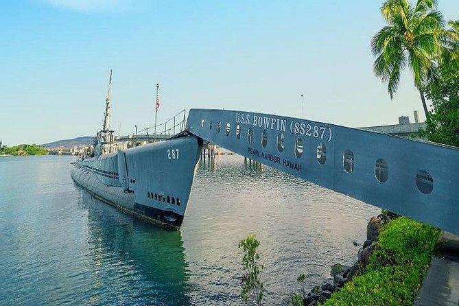 Pearl Harbor & Oaho Island Excursion from Lihue, Kauai