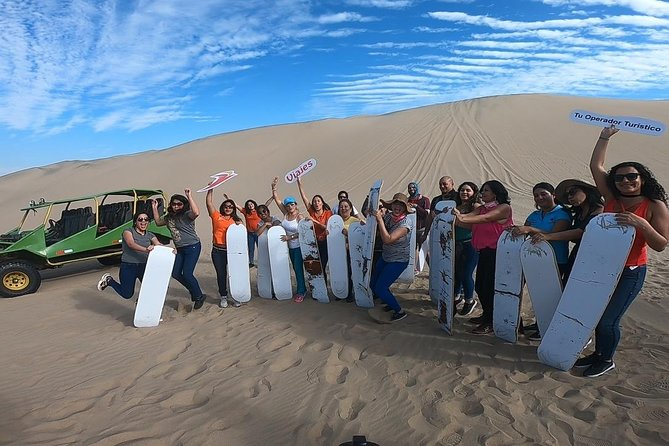 Tours to Paracas, Ballestas Islands, Ica and Huacachina from Lima