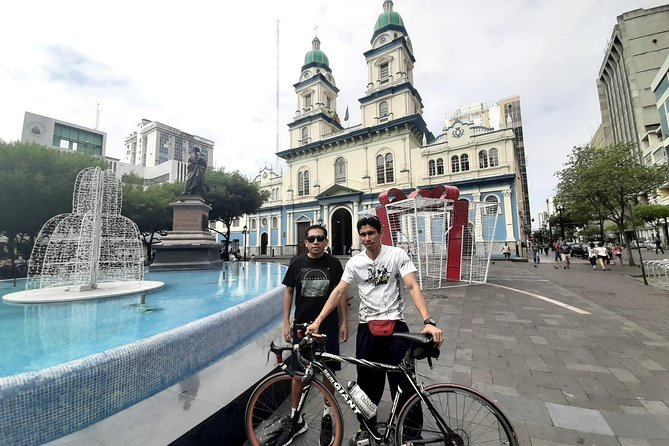 Shared Walking Tour in Guayaquil City