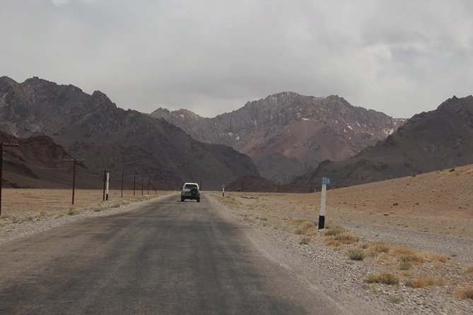 Pamir Highway Group Tour