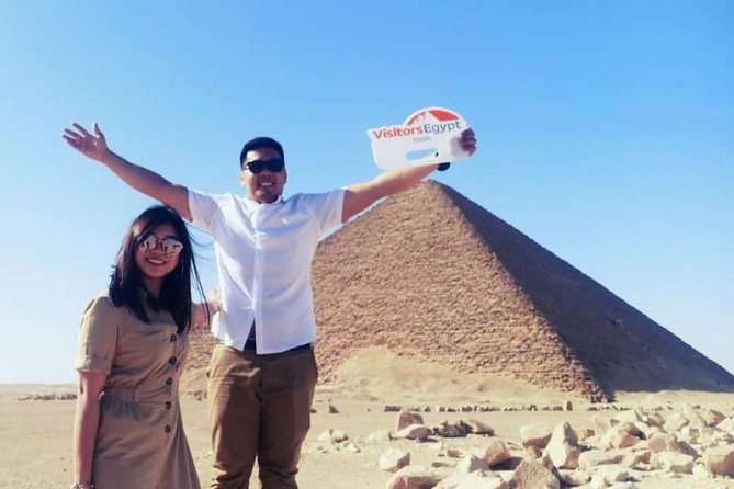 Private Full Day Tour at The Pyramids & Sphinx photo 9
