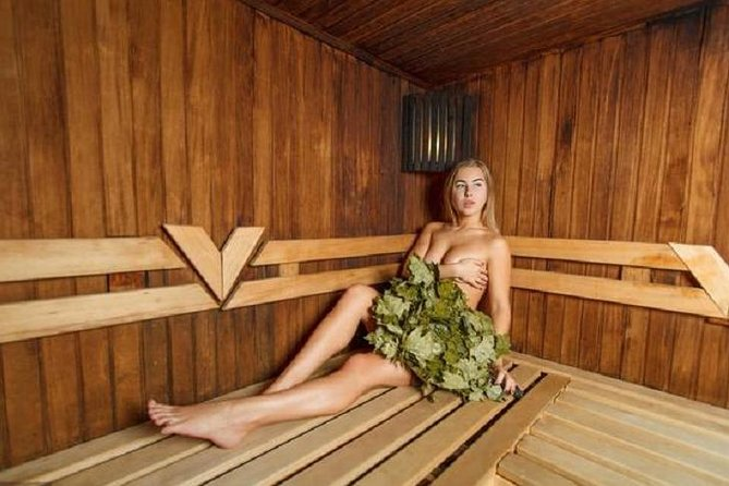 Visiting traditional Russian banyas (hot baths) in Moscow and extras