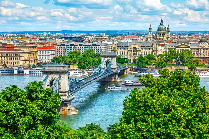 Budapest 3 hour walking tour