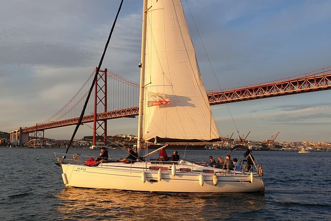 Private Lisbon Sailing Tour
