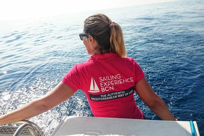 Two Hours Unique Sailing Experience Barcelona, multiple departures and specials!