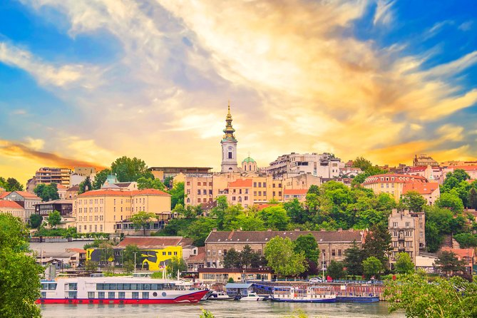 Belgrade 4 hour walking tour