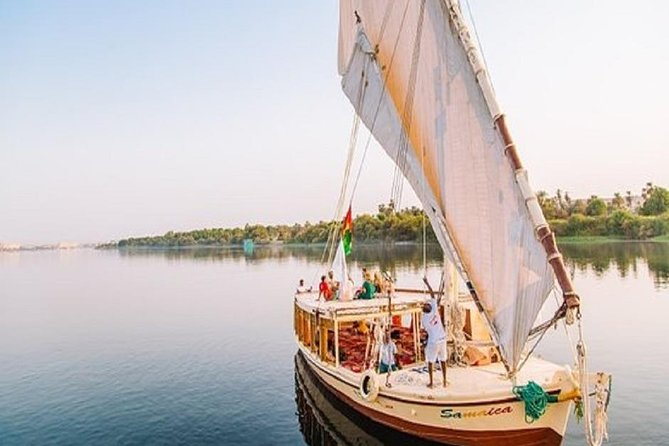 Luxor: West Bank, Valley Of Kings And Sunset Felucca Ride