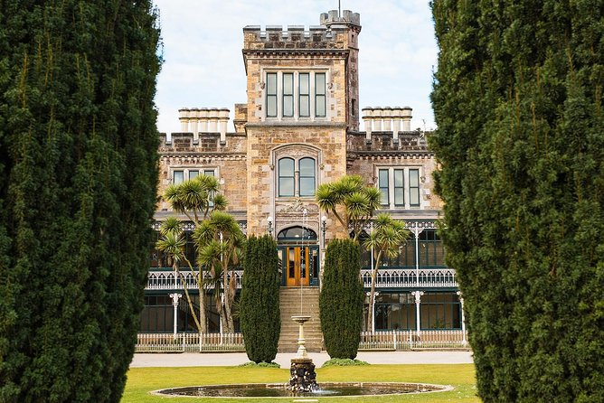 Wildlife Cruise & Larnach Castle Tour