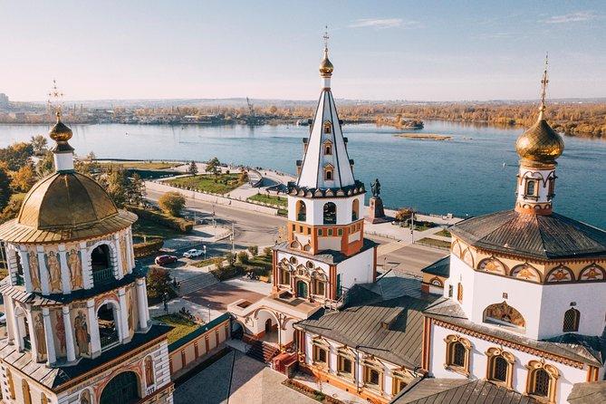 Walking Tour among Irkutsk churches