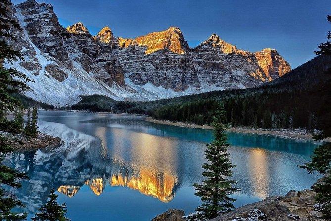 Rocky Mountain Day Tour: Lake Louise, Moraine Lake and Emerald Lake