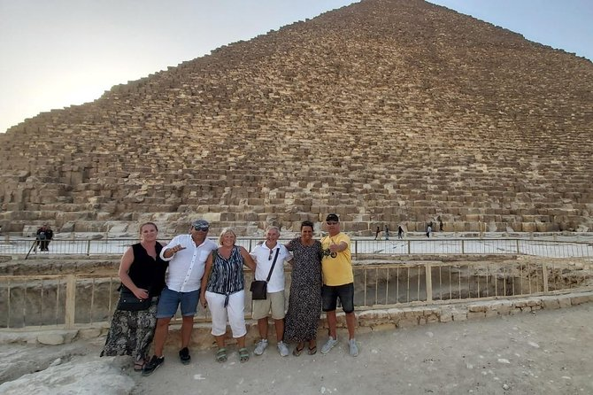 Lite Tour Cairo - Pyramids and The Egyptian Museum photo 9