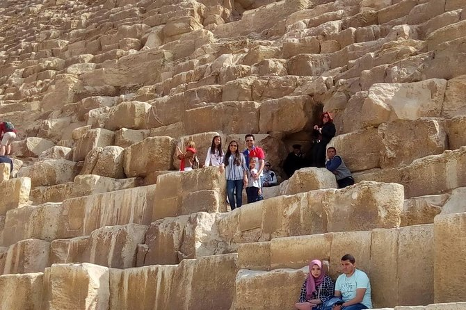 Lite Tour Cairo - Pyramids and The Egyptian Museum photo 7