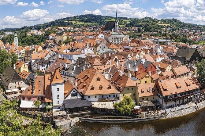 Explore Bohemia UNESCO heritage