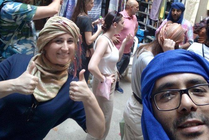 Fez Battuta tour (A walking tour)
