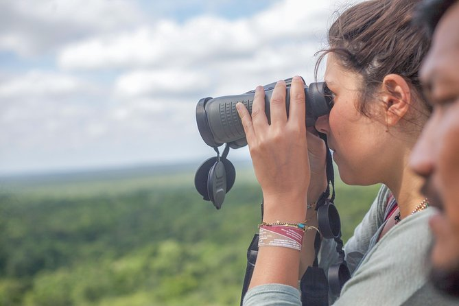 Birdwatching at The Mayan Cities with ciertified guide