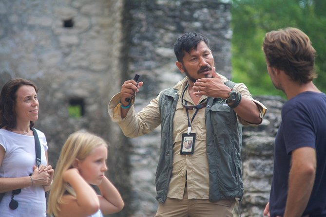 Guided historical tours at the Mayan cities!