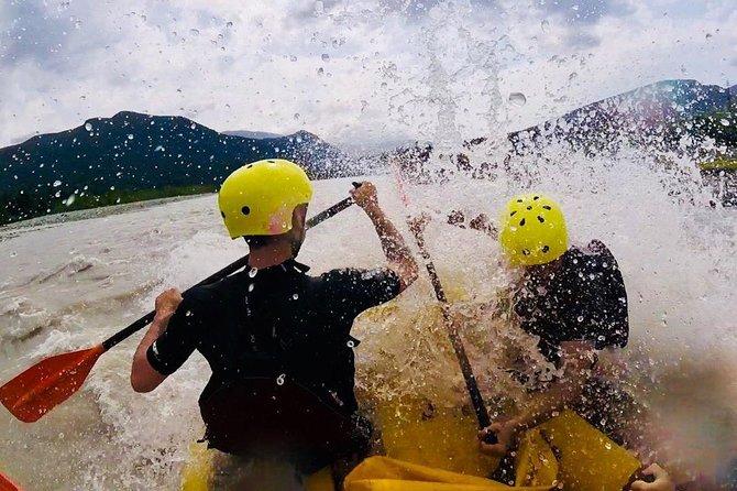 Rafting near Kutaisi