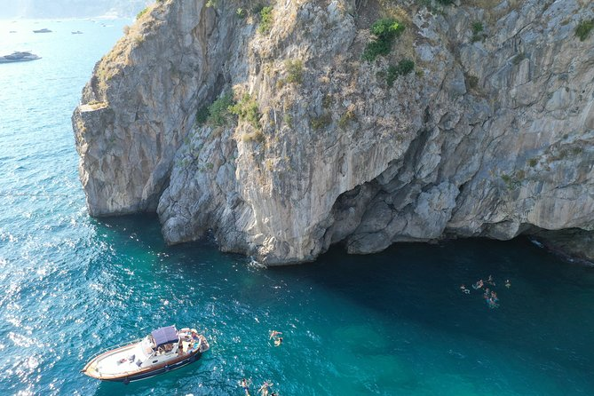 Small group Amalfi coast full day tour