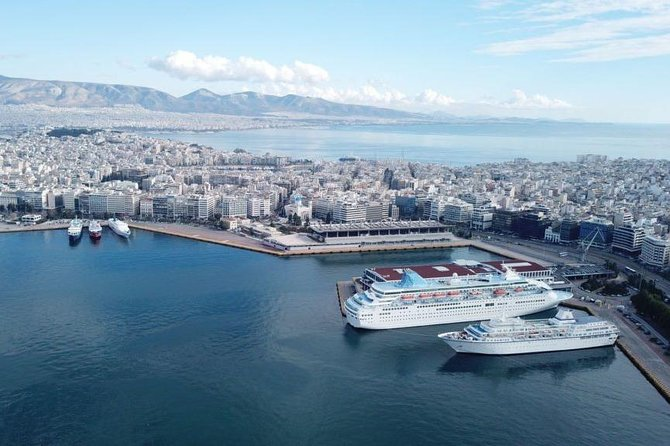 Athens Center to Cruise Piraeu's Terminals