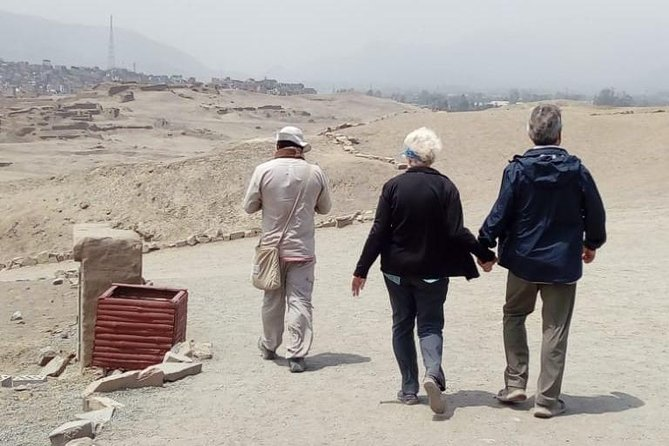 Tour Pachacamac + Lima Historical Center