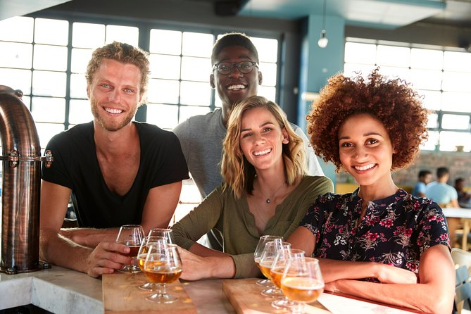 Craft Beer Tour with a Local Beer Lover & 10 Beer Brands