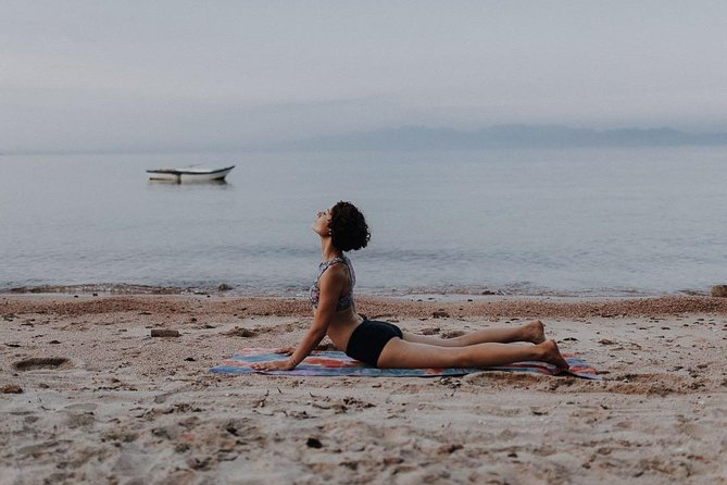 Yoga on the beach Costa Teguise photo 4