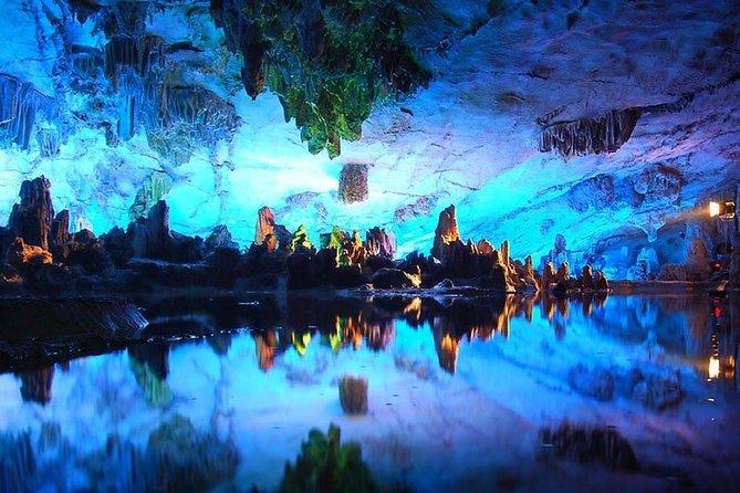 Prometheus Cave and Jurassic Park