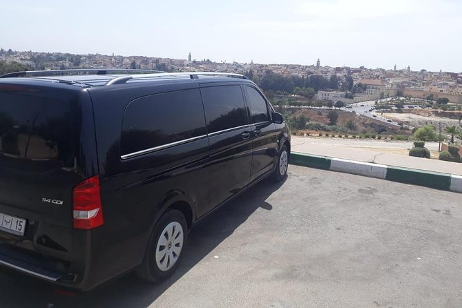 Fez: One Way Private Transfer To Rabat