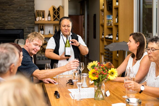 Full-Day Marlborough Scenic and Wine Tour from Blenheim