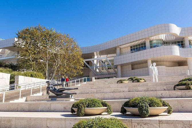 Demystifying Art at The Getty Center - 90 minutes