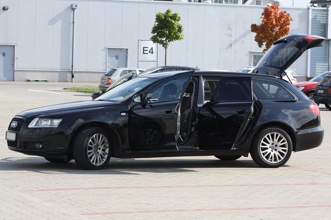 Gdansk City Hotel or Place -> Gdansk Airport / PRIVATE AIRPORT TRANSFER photo 6