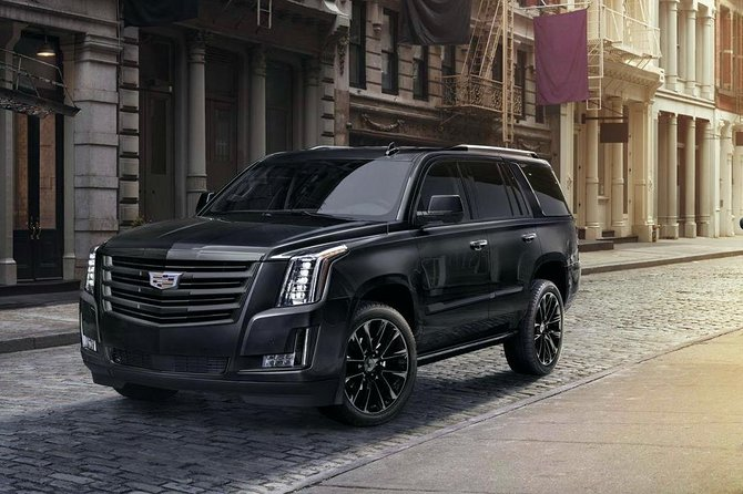 Luxury SUV from EWR Airport to Manhattan Transfer