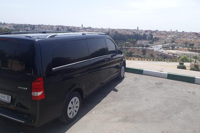 Fez: One Way Private Transfer To Tangier