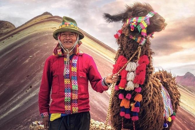 Mountain of Colors Tour - Vinicunca
