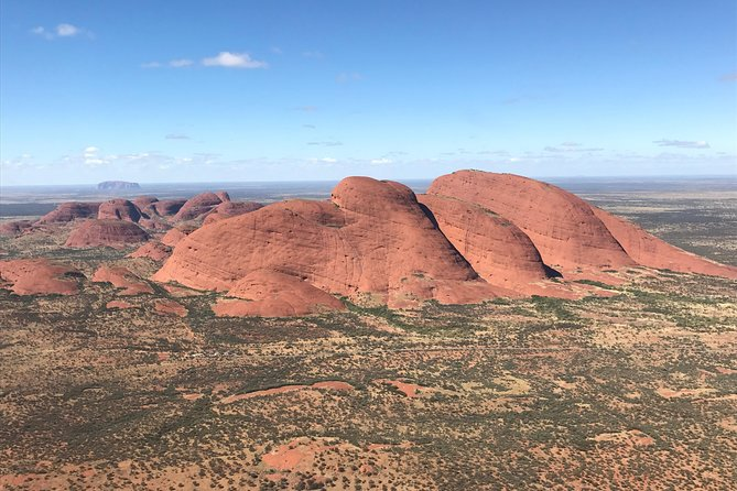 Guided Hike of Kata Tjuta's Valley of the Winds Circuit