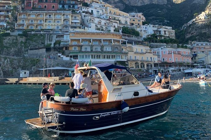 Sorrento - Positano - Amalfi One day cruise