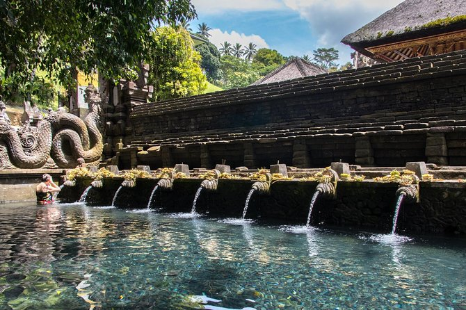 Balinese Ritual Purification Tour