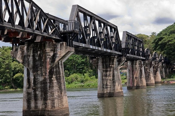 Private Tour: Thai–Burma Death Railway Bridge on the River Kwai from Bangkok