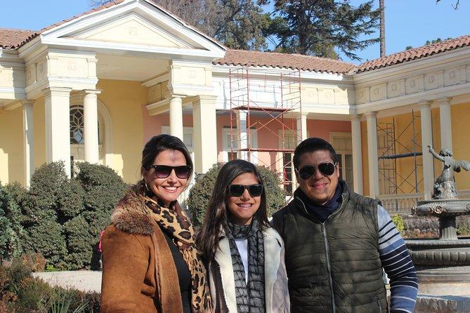 Traditional Tour Concha y Toro Vineyard