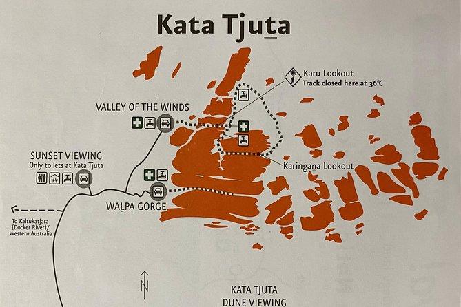 Kata Tjuta Valley of the Winds Circuit Hike