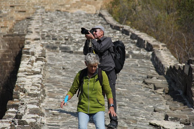 2-Day Beijing Group Tour with Great Wall Hiking from Simatai West to Jinshanling