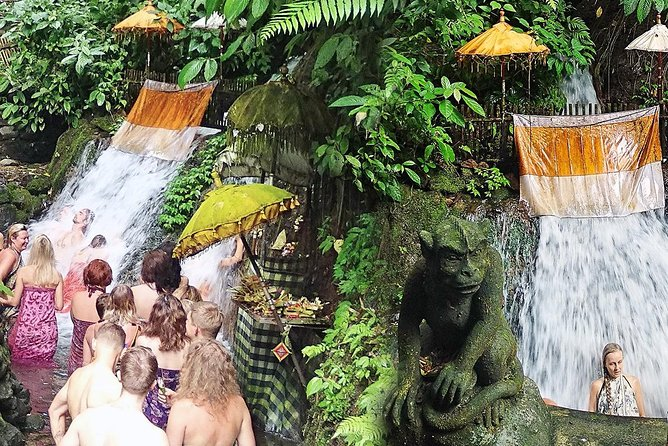 Bali Purification Ritual Tour