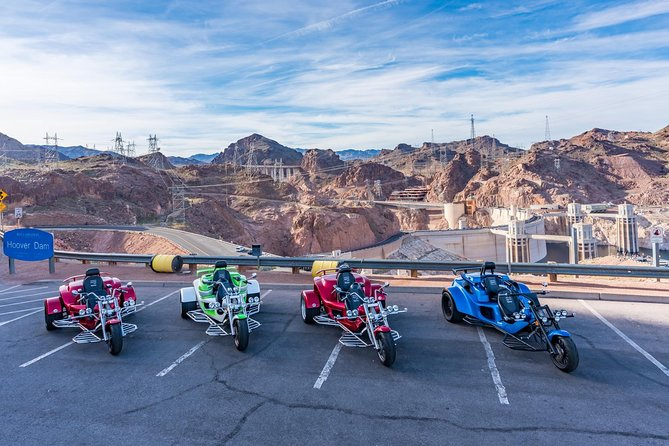 Hoover Dam Trike Tour photo 16