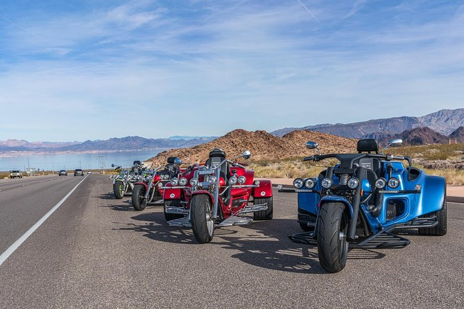 Hoover Dam Trike Tour photo 19