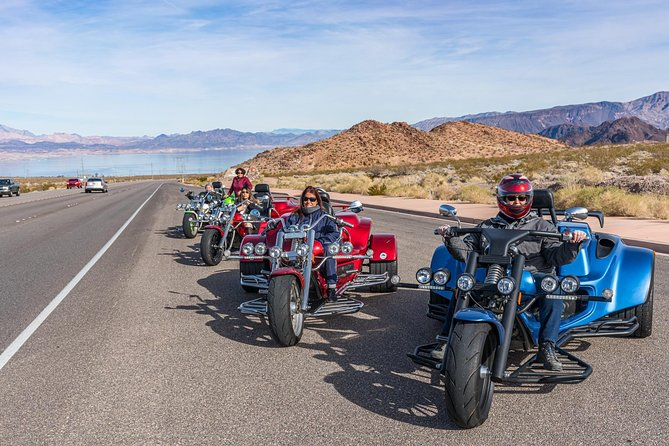 Hoover Dam Trike Tour photo 28
