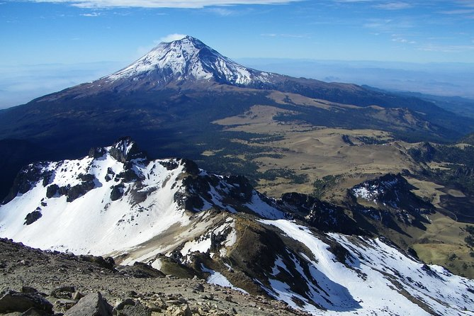 Iztaccihuatl High Mountain Trekking