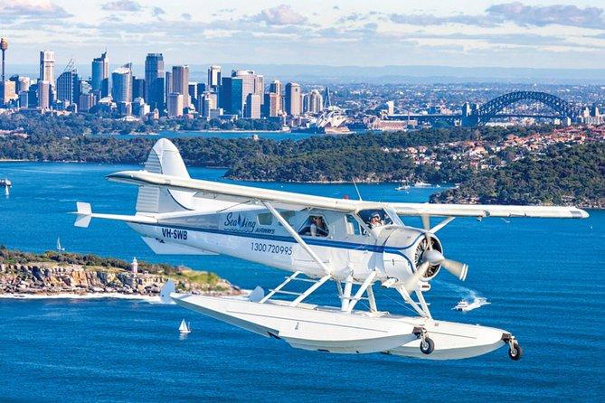 Sydney Fishing by Seaplane