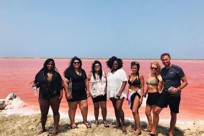 Mar rosa vip, mud volcano with free museum ethno industrial galera zamba
