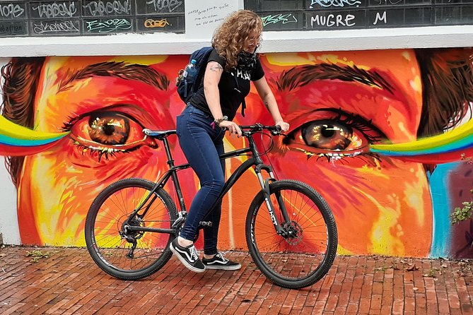 Discover Bogota City on Two Wheels
